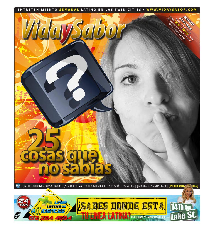 Vida y Sabor - 382 by Latino Communications Network LLC - issuu