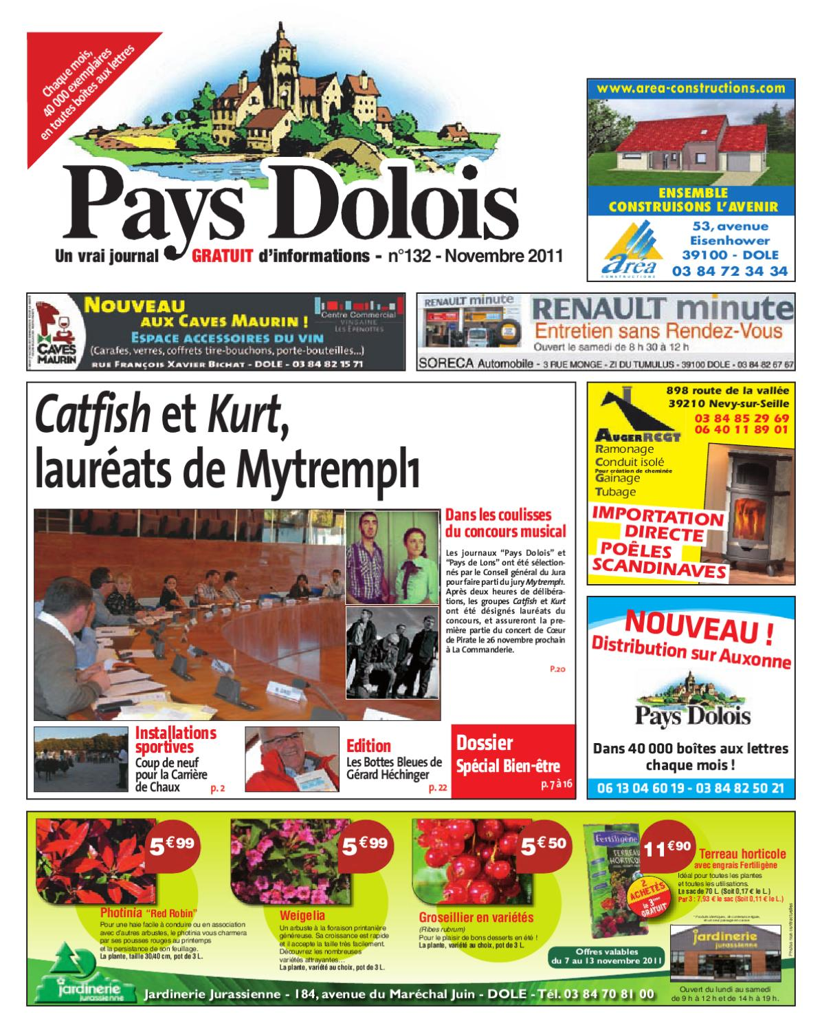 Pays Dolois 132 by PAOH - issuu c846839a670