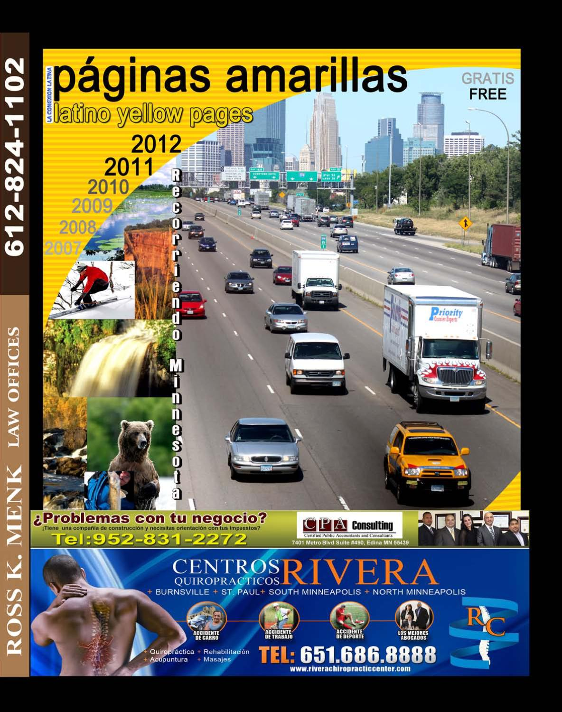Paginas amarillas edicion 5 by sergio jara issuu - Paginas amarillas ferrol ...