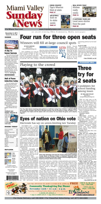 11/06/11 by I-75 Newspaper Group - issuu