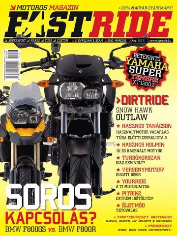 f1917b0df312 FastRide Magazin 10/03 by MotoArt / FastRide Magazin - issuu