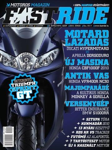 dd8ca3608a FastRide Magazin 10/06 by MotoArt / FastRide Magazin - issuu