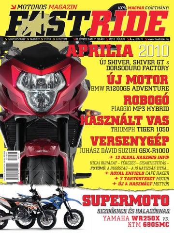 485822696703 FastRide Magazin 10/07 by MotoArt / FastRide Magazin - issuu
