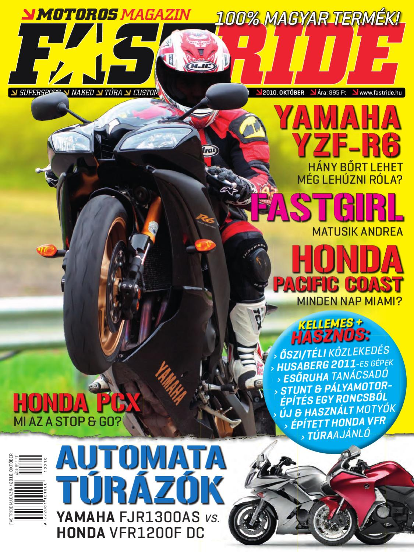 jó eladás legújabb design klasszikus FastRide Magazin 10/10 II. by MotoArt / FastRide Magazin - issuu