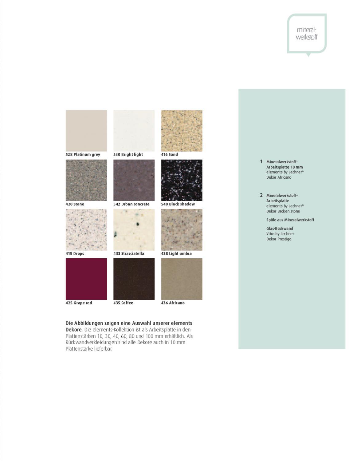 Lechner publication by Warrior Company, s.r.o. - issuu   {Mineralwerkstoff arbeitsplatte 19}
