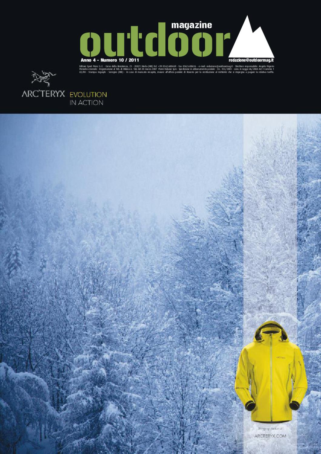 Outdoor Magazine n.10 by Sport Press - issuu aaf32e015275