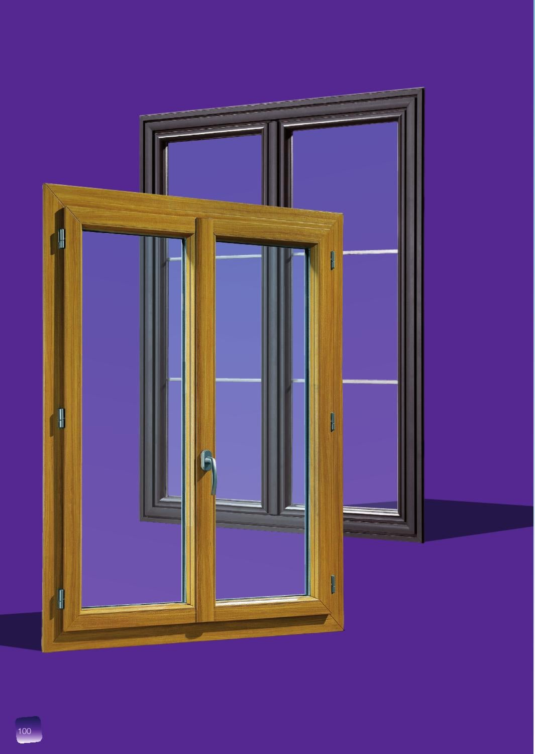 Fenetres alu et pvc prefal by prefal issuu for Moulure pvc fenetre