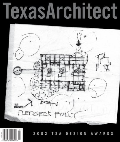 Texas Architect Sept/Oct 2002: Design Awards by Texas