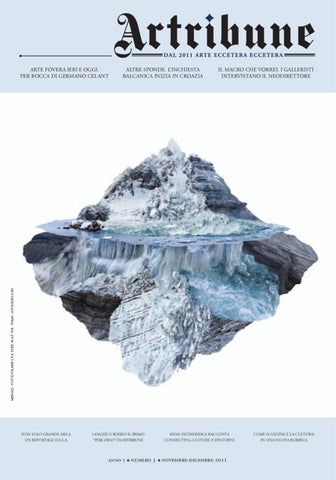 Artribune Magazine n.3 by Artribune - issuu cc55e0e69dce