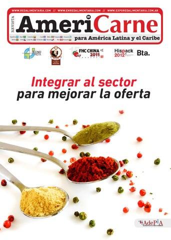 Americarne 85 by Red Alimentaria - issuu