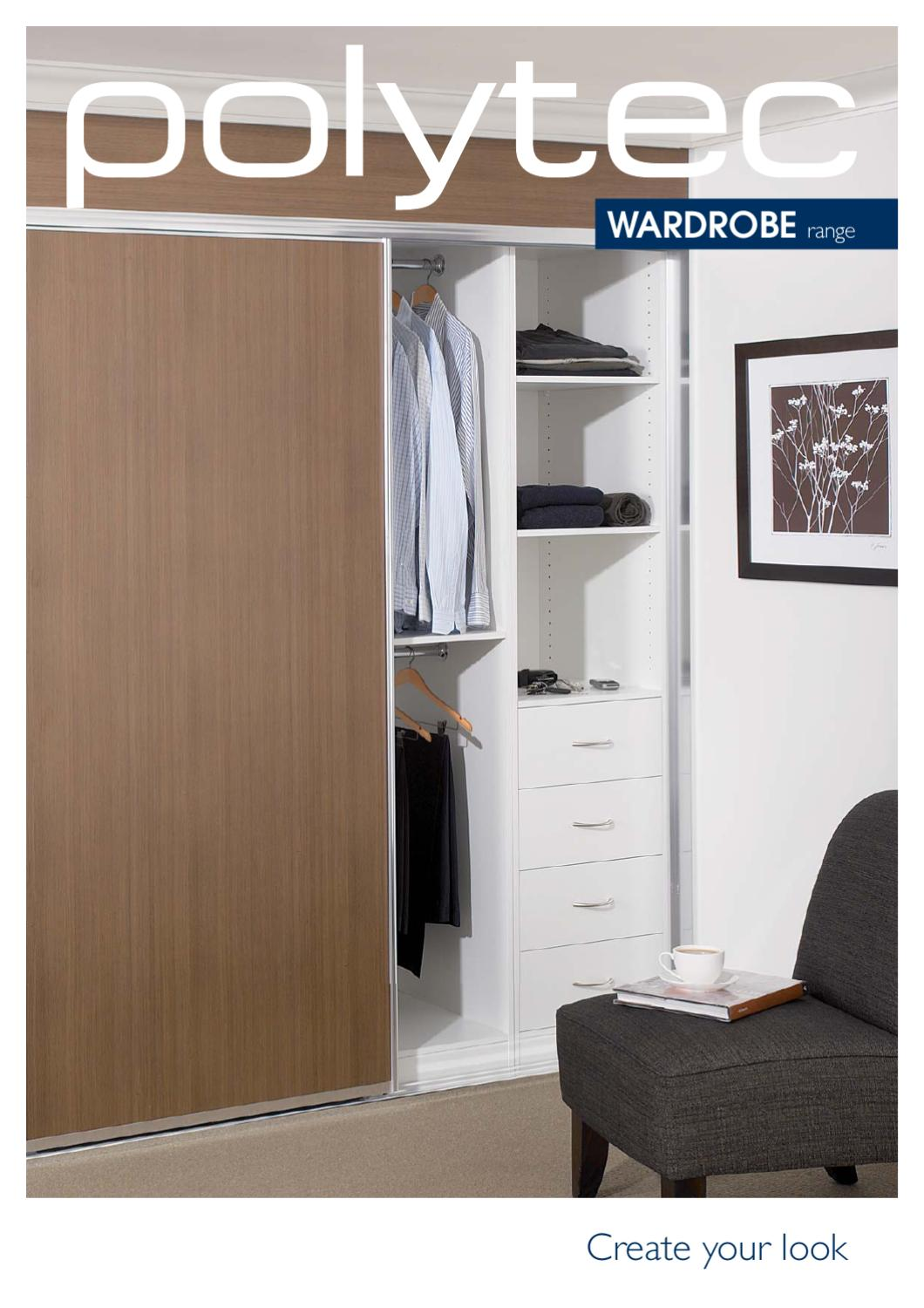 Polytec Wardrobe Range By Bestfor Less
