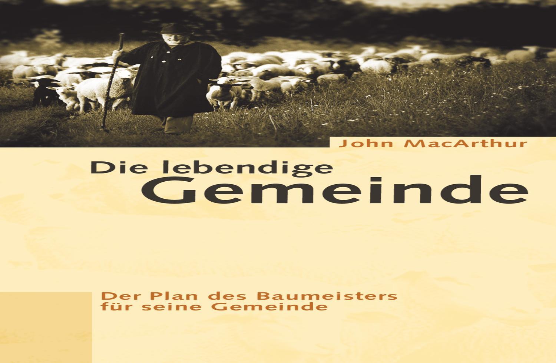 Die lebendige Gemeinde. by Betanien Verlag - issuu