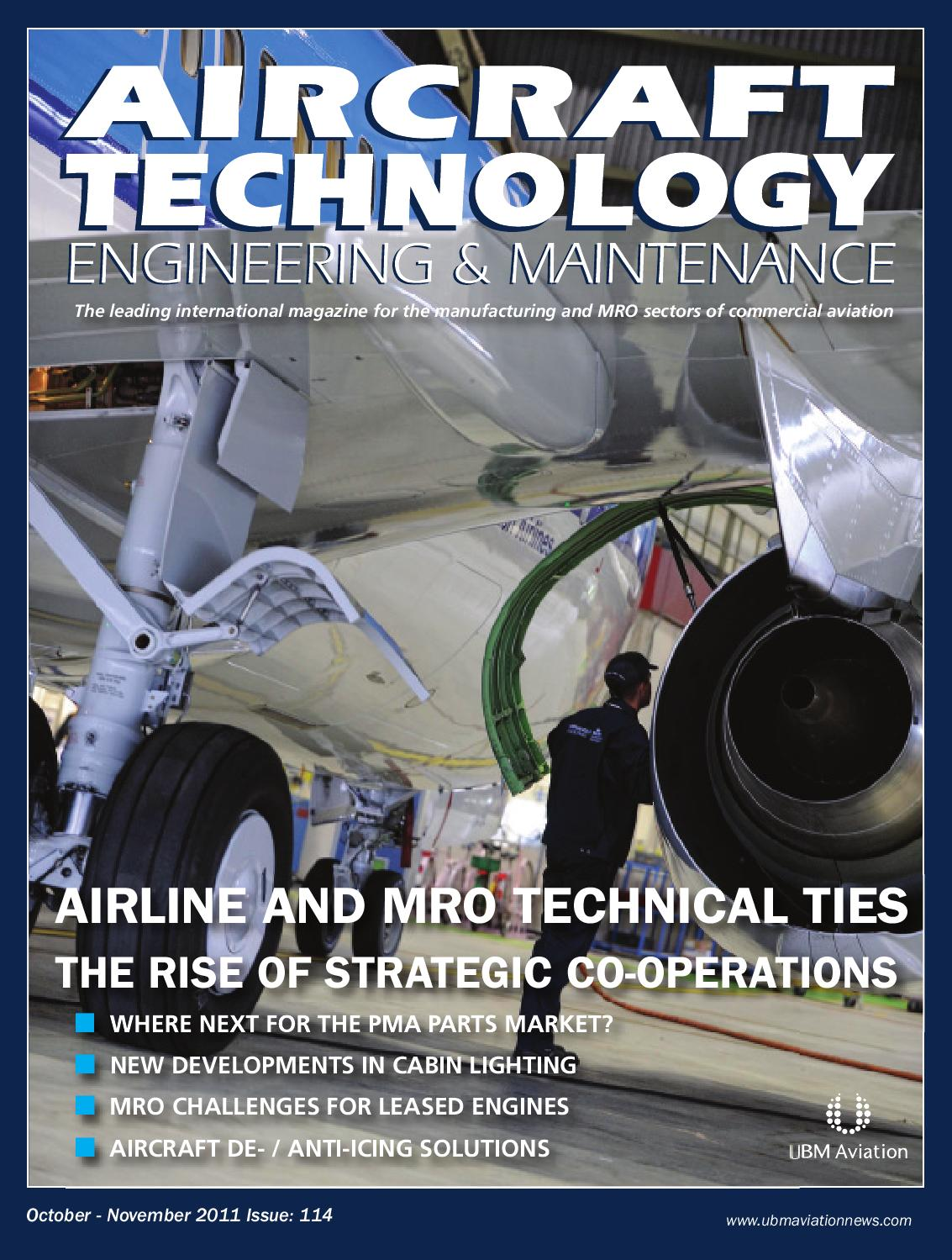 Aircraft Technology Engineering Maintenance Issue 114 By Ubm Aerospace Wire Harness Ties Aviation Publications Issuu