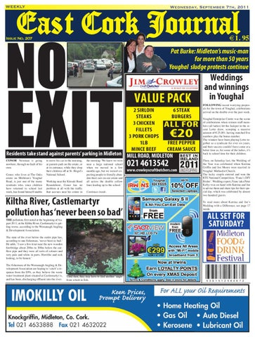Issue 207 by east cork journal issuu page 1 malvernweather