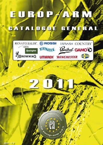 catalogue chasse 2011 by didier HERVEOU - issuu 3b256df043c9