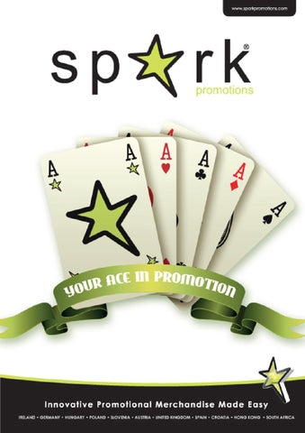 Spark Promotions HU by Spark Promotions - issuu 1b2816c96b