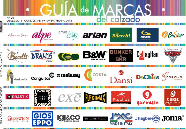 20 º By Del Marcas lIssuu MundipressS Calzado Guía De N D9H2IWE