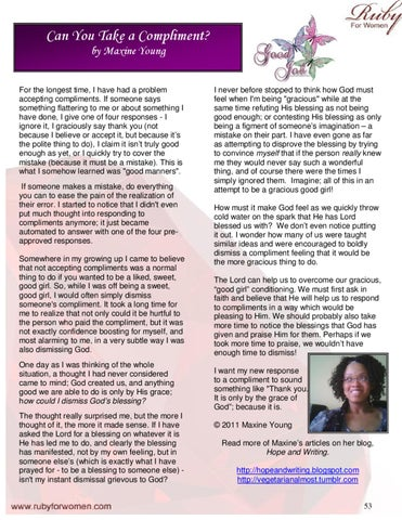Ruby for Women, November, 2011 (2) by RUBY magazine - issuu