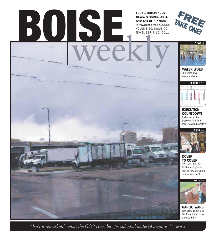 Boise Weekly Vol Issue By Boise Weekly Issuu