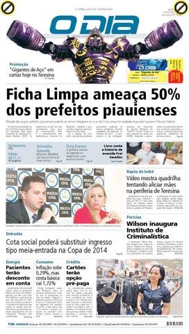Jornal O DIA by Jornal O Dia - issuu 441f2dd8a3f74