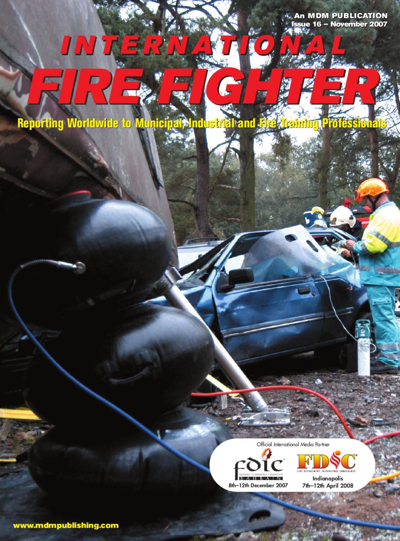 Southcombe Firemaster Wildland Extra Large