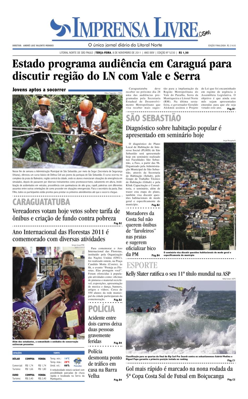 1ca31f73bf0 Jornal Imprensa Livre by Imprensa Livre - issuu