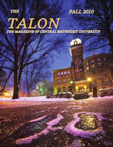 The Talon - Fall 2010 by Central Methodist University - issuu