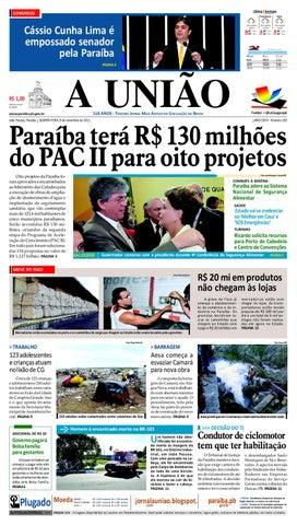 3bd76d4d3 Jornal A União by Jornal A União - issuu
