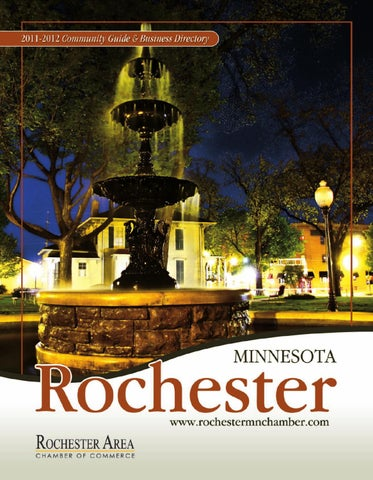 Rochester MN Community Profile by Townsquare Publications, LLC - issuu