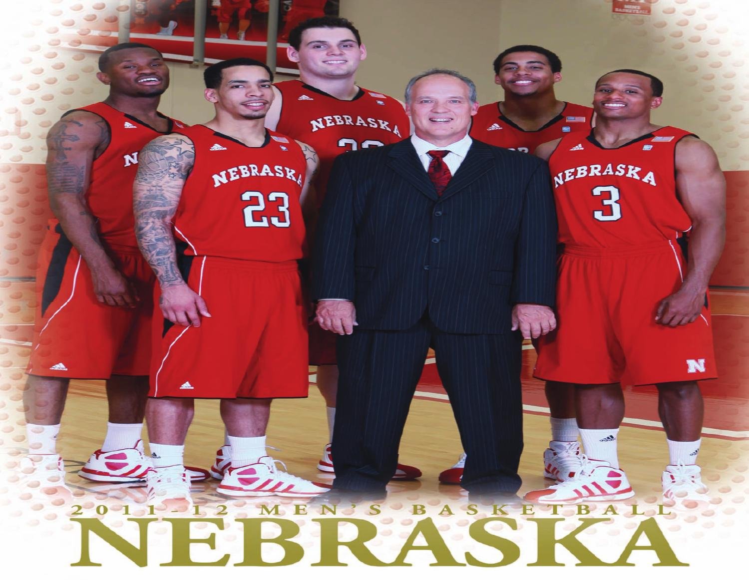 2011-12 Nebraska Basketball Media Guide by Shamus McKnight - issuu 1275c8ee6
