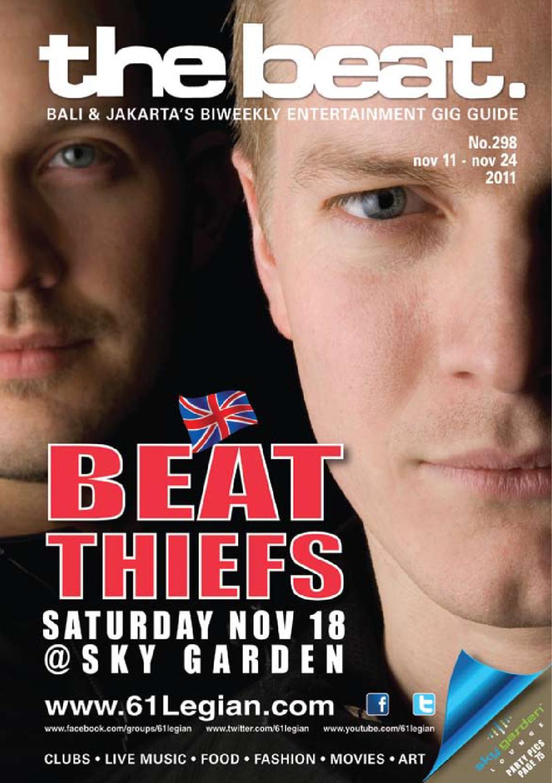 The Beat Bali 298 by The Beat Bali - issuu