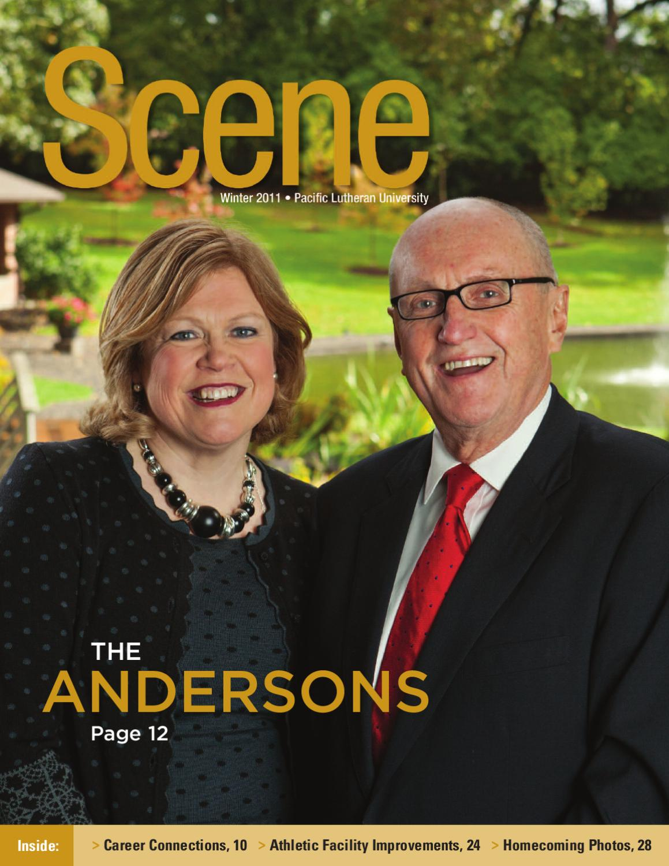 Scene Magazine Winter 2011 by