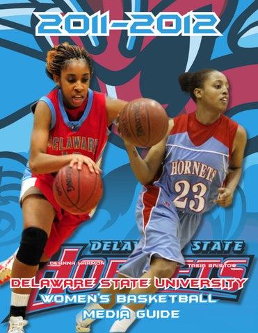 8d3ae9f6ecb 2011-12 Delaware State Women s Basketball Media Guide by DSU ...