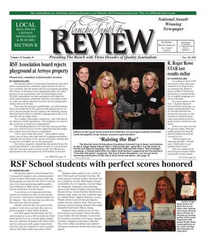 1 19 2012 rancho santa fe review by mainstreet media issuu 11 10 2011 rancho santa fe review fandeluxe Image collections