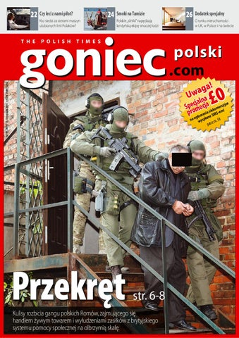 a2a889593bb60 Goniec Polski 401 – Przekręt by Goniec Polski - issuu