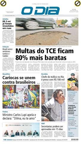 Jornal O DIA by Jornal O Dia - issuu a9e6433d7a