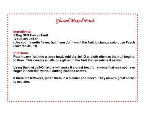 GFS Marketplace - Glazed Mixed Fruit by GFS Marketplace - issuu