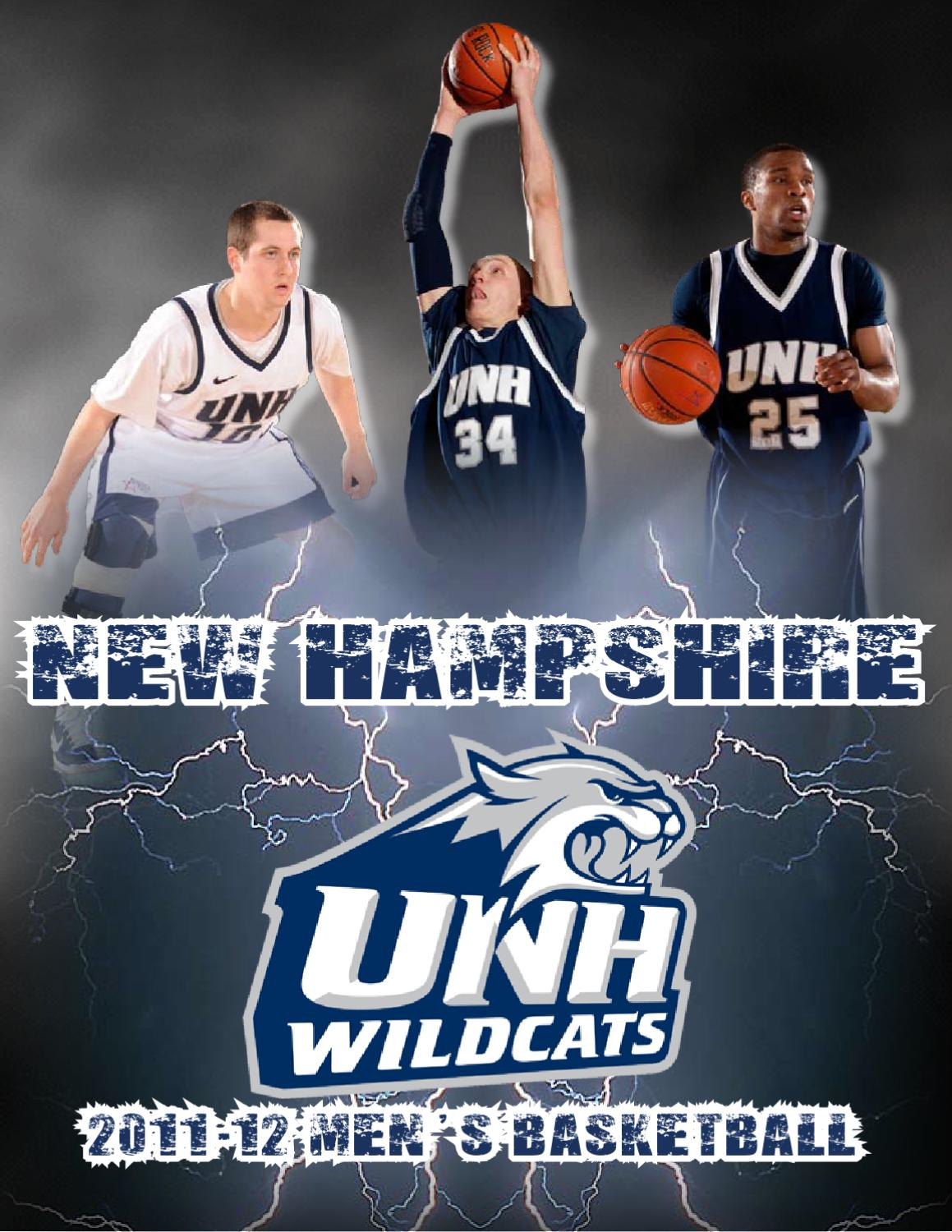 2011 12 Unh Men S Basketball Media Guide By University Of New Hampshire Athletics Issuu Specializing in women's basketball, boris client list now includes some of the top athletes in the boris has developed an incredible reputation in the professional basketball world through his. 2011 12 unh men s basketball media