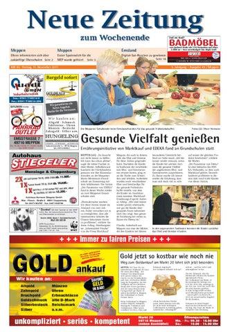 Neue Zeitung Ausgabe Meppen KW 45 by Gerhard Verlag GmbH issuu