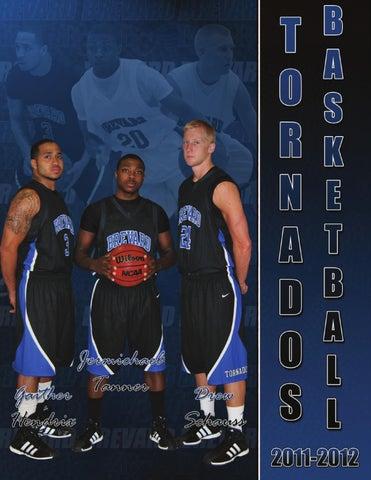 5602c9f8796 2011-2012 Men s Basketball Media Guide by Brevard College Tornados ...