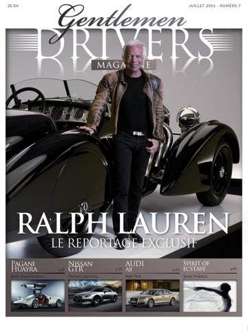 66bfb9e85c53 Gentlemen Drivers 7 Ralph Lauren by Gentlemen Drivers - issuu