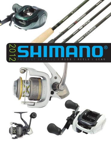shimano catalogue by lucky fishing - issuu, Fishing Reels
