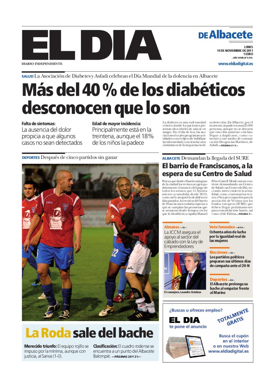 Albacete14112011 By Grupo Eldia Issuu