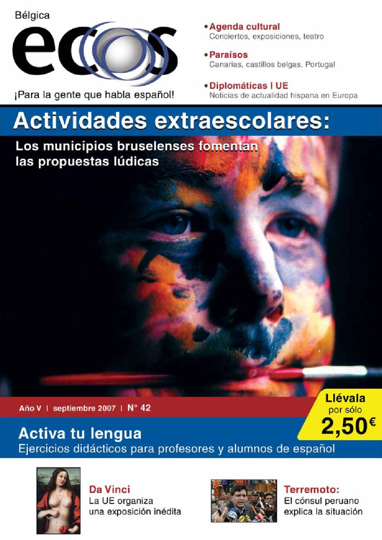 Revista Ecos by Hispamedia ASBL - issuu