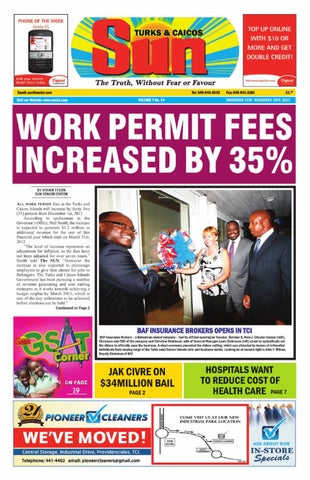 Volume 7 Issue 44 by The SUN Newspaper - issuu