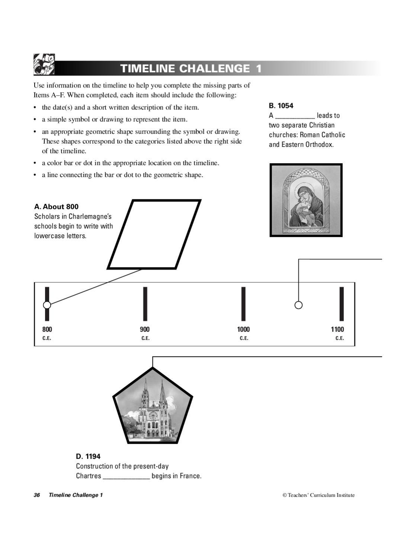 Teachers Curriculum Insute Worksheets - Checks Worksheet