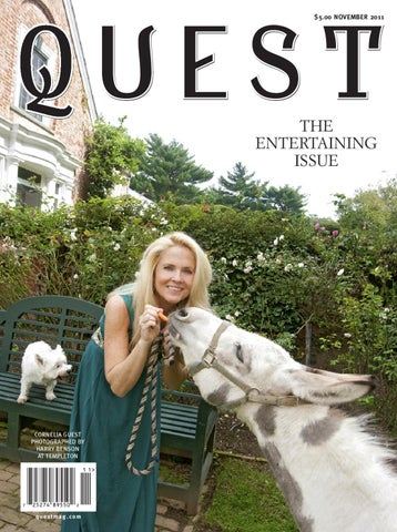 c63268e2aa6 Quest November 2011 by QUEST Magazine - issuu