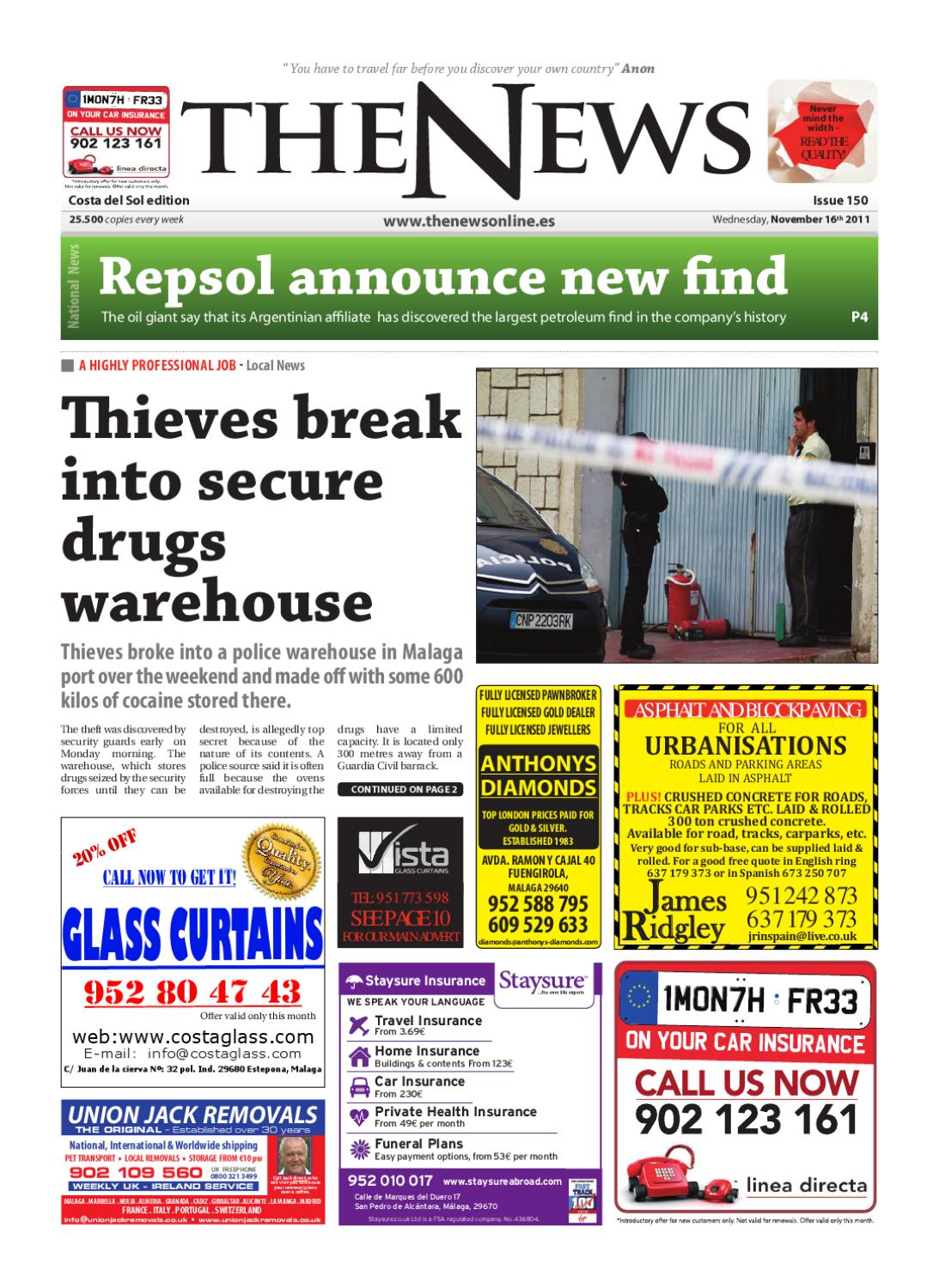 509100f3d6bf0 The News Newspaper - Issue 150 by The News Newspaper - issuu