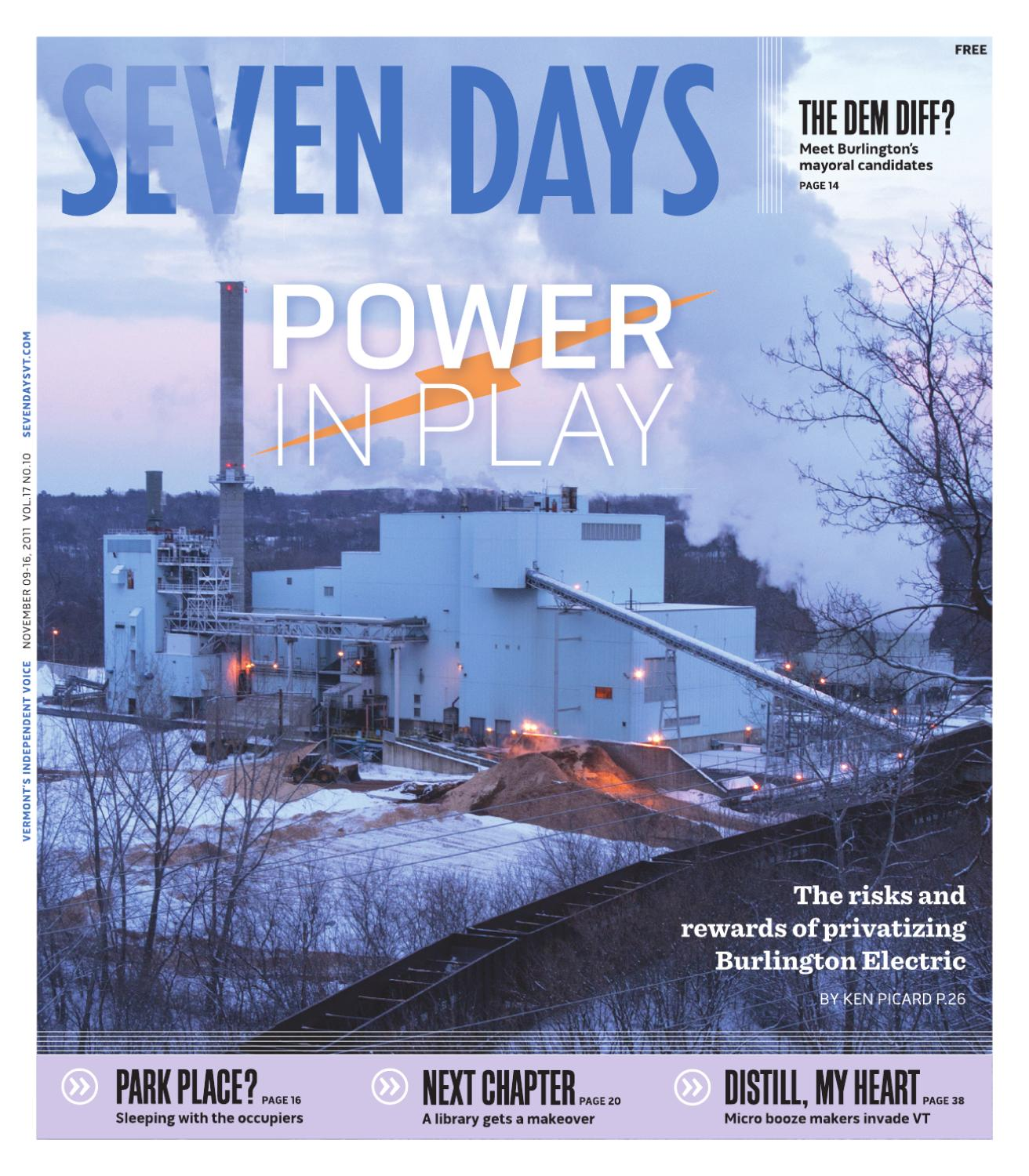 Seven Days 110911 By Seven Days Issuu