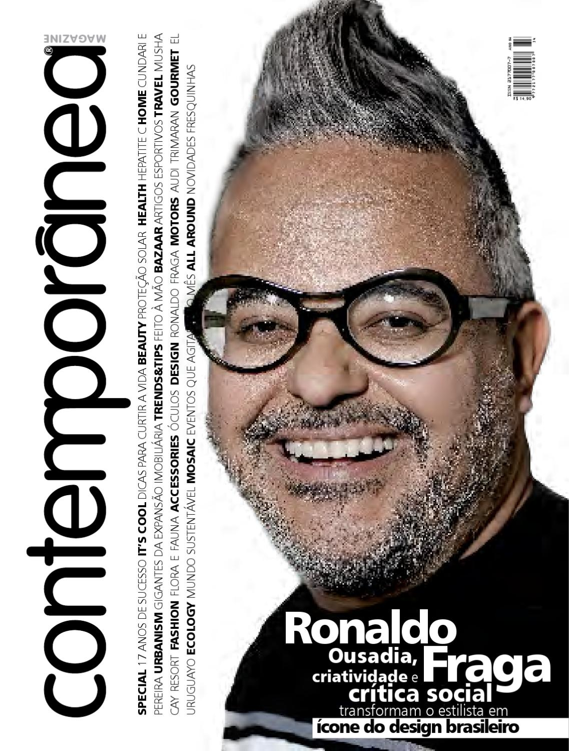 9041c4b59a700 Revista Contemporânea - Ronaldo Fraga by Contemporânea Magazine - issuu